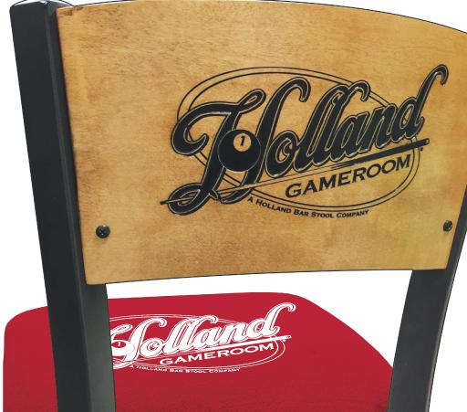 Stool Back Gameroom