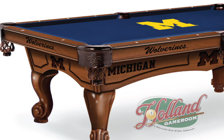 Welcome To Holland Bar Stool Co - Pool table side panels