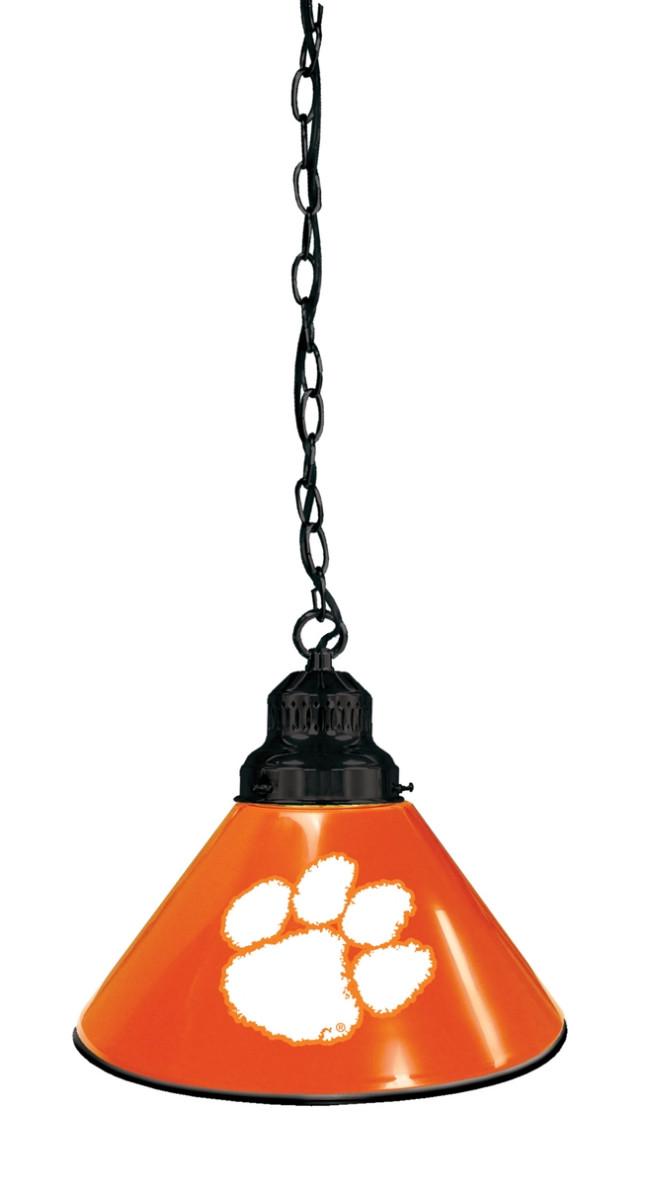 Clemson Single Shade Pendant Light Holland Bar Stool Co..